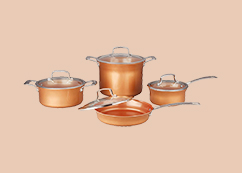Benefits of copper utensils