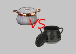 Compare stone utensils with other utensils